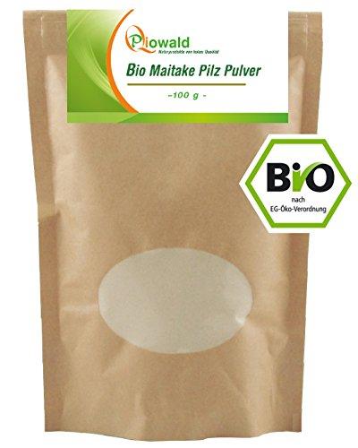 BIO Maitake Pilz Pulver 100g