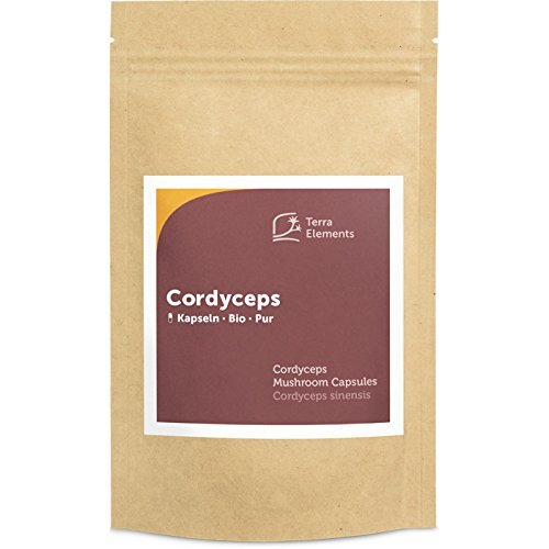 Bio Cordyceps Kapseln 400 mg 150 St