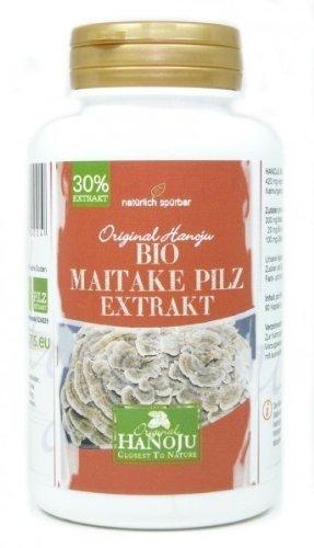 Bio Maitake Pilz Extrakt 300 mg 90 Kapseln