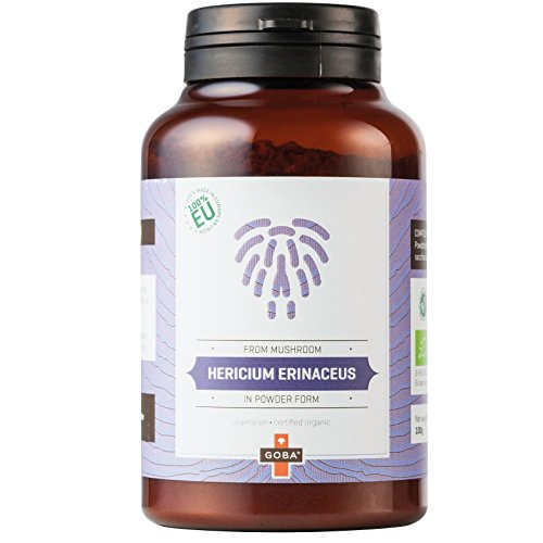 BIO Hericium Erinaceus Pulver 100g