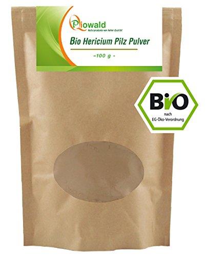 BIO Hericium Pilz Pulver 100g
