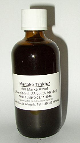Maitake Tropfen 100 ml flüssiger Extrakt Konzentrat